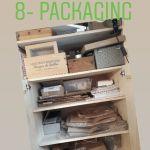 J 8 –Packaging